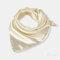 Square Plain Scarf Silk Headband Small Neckerchief Head Neck Lady Women Scarves - Beige