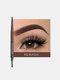 3 in 1 Auto Brows Pen Langlebig Wasserdicht Schweißfest Anfänger Make-up Augenbrauenstift - # 02