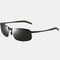 Photochromic Day and Night Driving Sunglasses with Polarized Lens For Riding Outdoor - #01