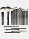 22 Pcs Makeup Brushes Set Eye Shadow Foundation Blush Blending Beauty Makeup Brush Tool - #03