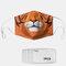 7つのマスクのガスケットが付いているトラパターンポリエステル方法防塵マスク - #01
