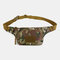 Men Nylon Multi-carry Multi-pocket Outdoor Tactical Camouflage Riding Waist Bag Sling Bag Chest Bag - #04