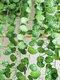 2mシミュレーション植物壁掛けプラスチック偽人工植物緑のつる籐ガーランドガーデンホームウォールホテル結婚披露宴の装飾 - #01