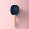 Кухня Многофункциональная пластиковая ложка для риса Бытовая лопата для еды Лопата для муки Зерновая лопата с несколькими зернами - Розовый