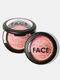 6色ブラッシュモイスチャライジングブライトニングコンプレクションハイグロスルージュブラッシュの修復 - #02