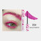 3D Colorful Mascara Long Curling Thick Silky Waterproof Lasting Eyelash Extension Beauty Makeup - Rose