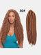 22 цвета цветная грязная коса Спираль длинная Волосы конский хвостик маленькая весна кудрявая Парик - #05