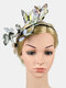 Christmas Three-Dimensional Butterfly Butterfly Bride Photography Photo Headdress - #05