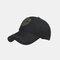 Men's Pentagram Embroidered Camouflage Baseball Cap - #01