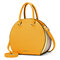 Women Expandable Handbag Canteen Shopping Crossbody Bag