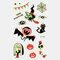 Halloween Luminous Tattoo Children Cartoon Stickers Body Art Waterproof Fake Temporary Tattoo Transfer Paper - 17