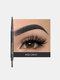 3 in 1 Auto Brows Pen Langlebig Wasserdicht Schweißfest Anfänger Make-up Augenbrauenstift - # 03