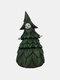 1 PC Resin Nightmare Witch Figurine Statue Dark Bizarre Art Creepy Halloween Sculpture Decorating Bedroom Living Room Garden Patio Yard Lawn Ornament - #02