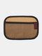 Multifunctional Vehicle Mobile Phone Storage Net Pocket Sticky Car Seat Back Portable Car Storage Bag - #04
