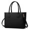 QUEENIE Women Casual Shopping Multifunction Handbag Solid Shoulder Bag