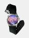 Dream Forest Men Quartz Watch Night Starry Sky Pattern Women Quartz Watch - #01