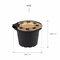 Многоразовая корзина фильтра капсул кофе Nespresso многоразового использования для кофемашины Nespresso - #1