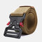 125см 4.8см Nylon Пояса для отдыха с поясом из цинкового сплава Тактический ремень с пряжкой