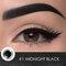 5 Colors Dual-Use Eyeliner Gel Cream Waterproof Long-Lasting Eyebrow Cream Eyeliner - #01