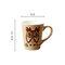 Creative Glaze Color Hand-painted Mug Coffee Milk Cup Couple Water Cup Teacup