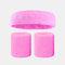 15 colori Soft Set di fascia per lo sport con fascia da polso per asciugamano Set di fascia per la fascia assorbente da sudore per sport sportivo - 2