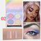 4 Colors Chameleon Highlight Eyeshadow Palette Makeup Brush Glitter Pearlescent Eye Nude Cosmetic - 02