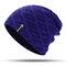 Cappello da Beanie Fashion Beanie a righe tinta unita unisex per uomo
