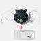 Tiger/Lion Pattern Polyester Fashion Dustproof Mask With 7 Mask Gaskets - #01