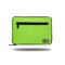 BUBM Bolsa de almacenamiento de electrónica universal portátil iPad Tableta de datos de dígitos