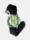 Casual Landscape Printed Men Watch Forest Leaves Flowers Pattern Women Quartz Watch - #05