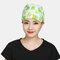 Surgical Cap Scrub Caps Dustproof Cotton Printed Beautician Hat  - 04