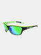 نظارة شمسية رجالية بإطار كامل ومضادة للأشعة فوق البنفسجية مستقطبة غير رسمية للقيادة الرياضية في الهواء الطلق - #07