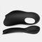 Flat Feet Correction Insoles Arch Foot Valgus O-Leg Orthotic Collapse Support Insole Foot Care - Black