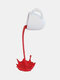 Floating Spilling Coffee Cup Sculpture Kitchen Decor Spilling Pouring Splash Ornaments And Household Goods Supplies - Red