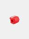 Kiefer Übung Kauen Ball Gesicht Muskeltraining Fitness Ball Hals Halslifting Anti-Falten-Tool - rot