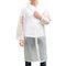 EVA Outdoor Adult Raincoat Dust-proof & Water-proof Hiking Raincoat - White
