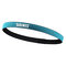 Sports Headband Anti-Slip Elastic Rubber Sweatband Football Yoga Tennis Badminton Running Hairband - Green