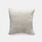 Couleur unie oreiller coussin salon canapé coussin plaine moderne minimaliste chevet taille taie d'oreiller - Abricot