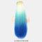 16 Colors Corn Hot Ponytail High Temperature Fiber Elastic Net Fluffy Breathable Ponytail - #15