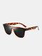 ユニセックスPCフルフレームUV保護サンシェードアウトドアファッションサングラス - #03