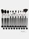 20 Pcs Shell Makeup Brushes Set Concealer Eyeshadow Loose Powder Brush Brush Pack Makeup Tool - #11
