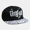 Children's Hip Hop Hat Flat Brim Hat Baseball Caps - #02