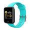 Moda Estilo Inteligente Relógio Dinâmico Freqüência Cardíaca Chamada Incômodo Modos De Exibição Multi-esporte Relógio Inteligente