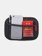 Multifunctional Vehicle Mobile Phone Storage Net Pocket Sticky Car Seat Back Portable Car Storage Bag - #10