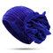 المرأة الدافئة رواج الفانيلا زهرة مسلم عقال قبعة عارضة قبعة صامد للريح في الهواء الطلق
