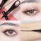 Lazy Ring Eyeliner Liquid Pen Quick-Drying Waterproof Sweat-Proof Not Blooming Eyeliner Eye Makeup - Black