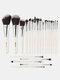 22 Pcs Makeup Brushes Set Eye Shadow Foundation Blush Blending Beauty Makeup Brush Tool - #02