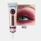 12 Colors Matte Eyeshadow Cream Portable Waterproof Lasting Not Faded Eye Makeup - #02