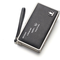 Sacs de rangement universels pour cartes de téléphone PU Long portefeuille sac à main pour Xiaomi Huawei Samsung iPhone 7 - Noir