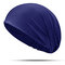 Womens Comfortable Geometry Headwear Travel Home Casual Yoga Makeup Headband - #07